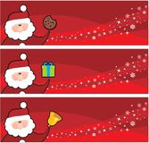Xmas banner Royalty Free Stock Photography