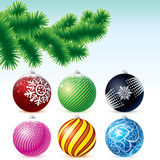 Xmas Bauble royalty free stock photo