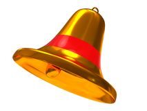 Xmas bell Stock Image
