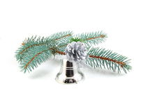 Xmas bells Stock Photography