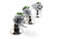 Xmas bells Royalty Free Stock Photo