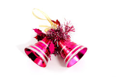 Xmas bells Stock Images