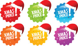 Xmas best price Royalty Free Stock Image