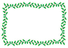 xmas border Stock Photos