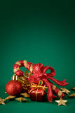 Xmas candy Royalty Free Stock Photography