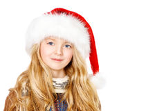 Xmas cap Royalty Free Stock Photography