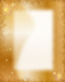 Xmas card Royalty Free Stock Images