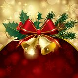 Xmas card Royalty Free Stock Images