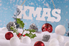 Xmas card Stock Images