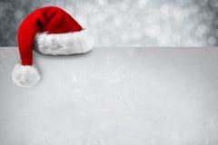 XMAS Card snow Stock Photo