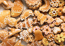 Xmas cokies Royalty Free Stock Photos