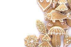 Xmas cookies Royalty Free Stock Photos