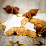 Xmas cookies Stock Photo