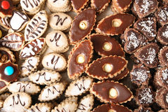 Xmas cookies from czech republic Royalty Free Stock Photos