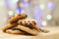 Xmas Cookies Royalty Free Stock Image