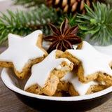 Xmas cookies Stock Image
