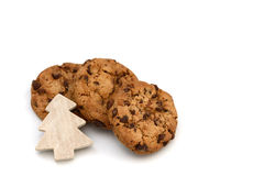 Xmas cookies Stock Photos