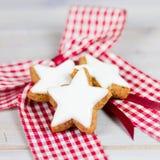 Xmas cookies Royalty Free Stock Photo