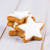 Xmas cookies Royalty Free Stock Images