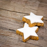 Xmas cookies Royalty Free Stock Photography