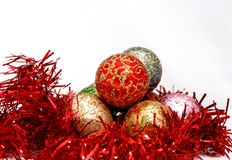 Xmas decoration Royalty Free Stock Image
