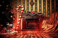 Xmas decoration Stock Photography