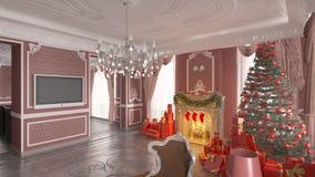 Xmas decoration Royalty Free Stock Image