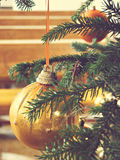 Xmas decoration Royalty Free Stock Photos