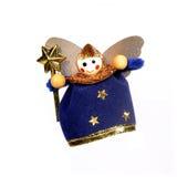 Xmas decoration. Christmas decoration, angel stock photo