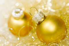 Xmas decoration Royalty Free Stock Images