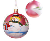Xmas decorations Royalty Free Stock Photo