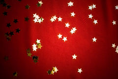 Xmas decorations Stock Image