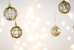 Xmas decorations Royalty Free Stock Photography