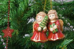 Free Xmas Decorations 6 Royalty Free Stock Photo - 380305
