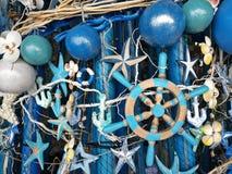 Xmas-dekor Royaltyfria Foton