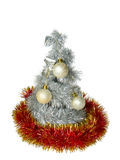 Xmas fur-tree Stock Photo