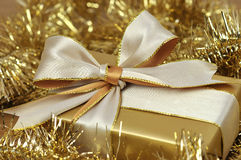 Xmas gift Royalty Free Stock Photo