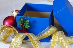 Xmas Gift Royalty Free Stock Photos