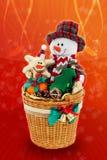 Xmas gift Royalty Free Stock Image