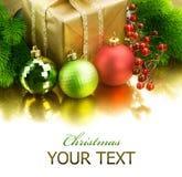 Xmas Gifts Stock Photo
