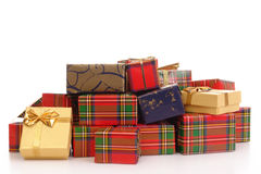 Xmas gifts Stock Image