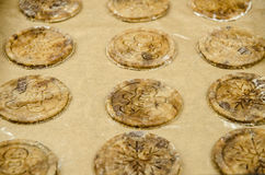 Xmas gingerbreads Stock Image