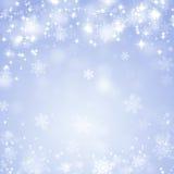 Xmas Glitter Lights Royalty Free Stock Photography