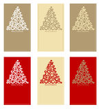 Xmas greetings card Stock Photography