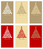 Xmas greetings card Stock Photos