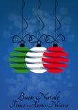 Xmas italian Royalty Free Stock Photos