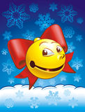 Xmas Jingle Bell Stock Photo
