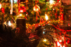 Xmas light royalty free stock images
