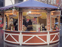 Xmas markets southport Stock Images