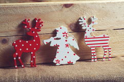 Xmas objects Stock Images